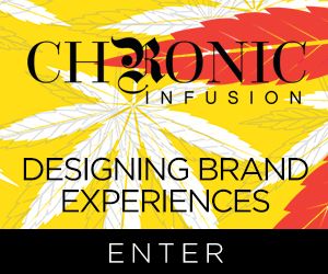 Chronic Infusion - Designing Brand Experiences
